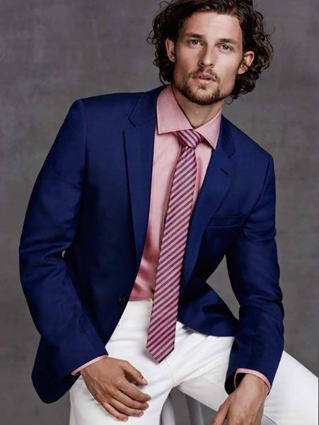 23 Grey Suit and Pink Shirt for Men  1eff606000