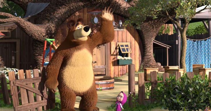 Resultado de imagem para casa do urso masha