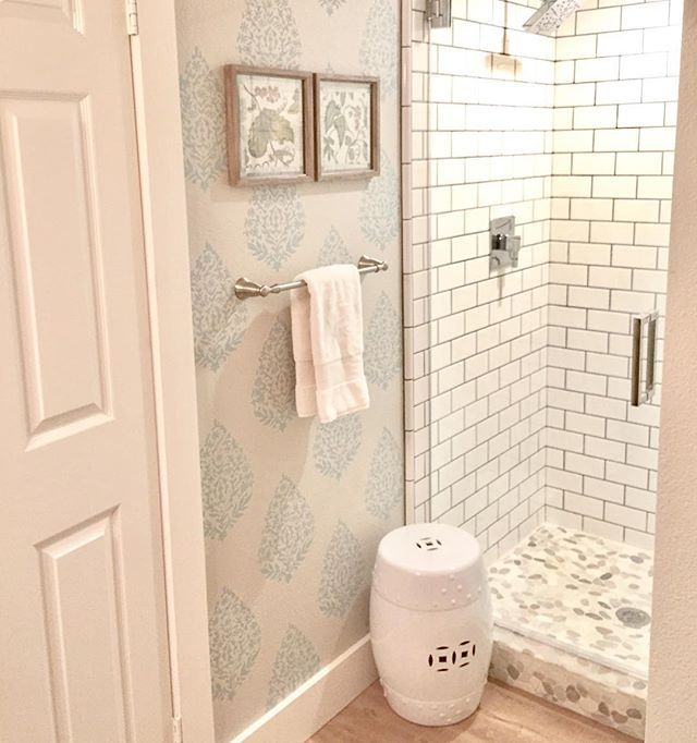 335 best Stenciled & Painted Bathrooms images on Pinterest