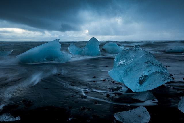 There is a paradise  Jökulsárlón, Iceland  By Ivan Castro