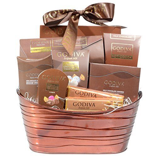 """Famous Words of Inspiration...""""Fatherhood is pretending the present you love most is soap on-a-rope.""""   Bill Cosby — Click here for more from Bill... more details available at https://perfect-gifts.bestselleroutlets.com/gifts-for-holidays/grocery-gourmet-food/product-review-for-godiva-chocolatier-gift-basket-new-assortment-for-2016-holiday-season-special-select-chocolates-with-improved-product-protective-packaging-damage-free/"""