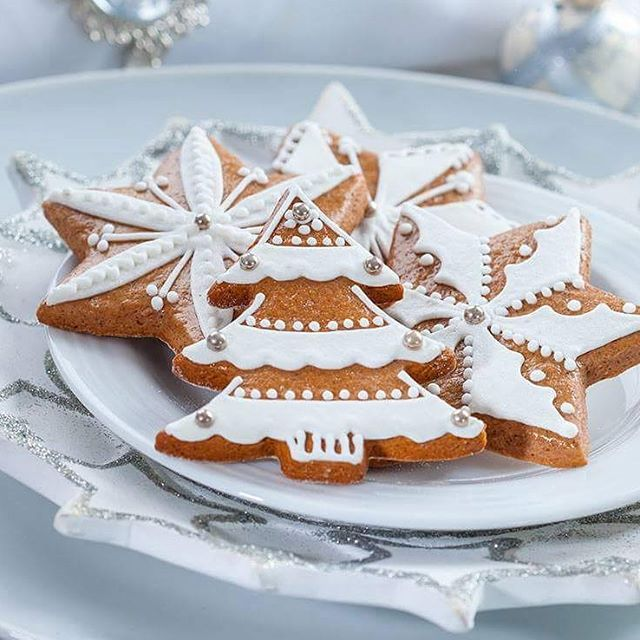 It's #cookies time! Festive mood is all around!