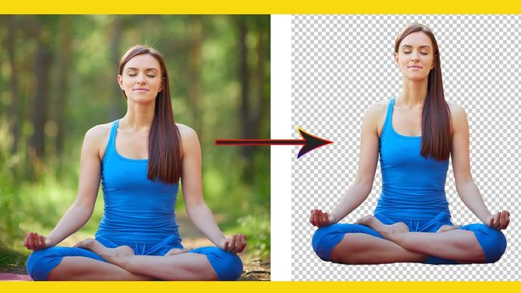 how to get rid of background in photoshop cs6