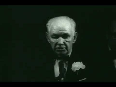 Mind blowing speech by Robert Welch in 1958 predicting Insiders plans to Destroy America Delivered with Pin Point Accuracy