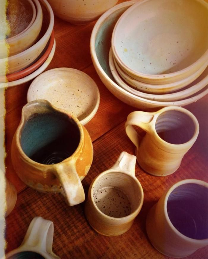 Prospero Pottery - Beautiful functional pottery for the wholesome busy kitchen