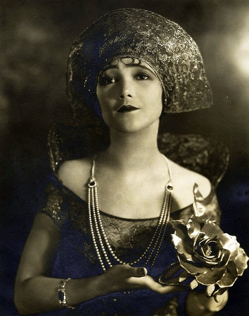 Jetta Goudal 1927 Photo by Eugene Robert Richee