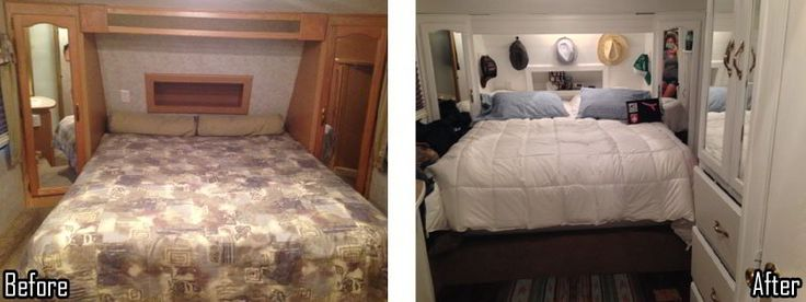 Amazing Fifth Wheel Remodel on a Shoestring Budget of $650