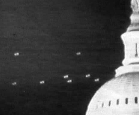 1952 Washington, D.C. was all abuzz when ground controllers at Washington National Airport (now Reagan International Airport) spotted multiple targets on their radars as well as observed glowing orbs of light on the horizon, prompting the Air Force to launch fighters in a futile attempt to close with the objects. The incident, which took place on two consecutive weekends between July 13 and July 29, 1952, even got the President's attention and had almost immediate repercussions. Deciding…