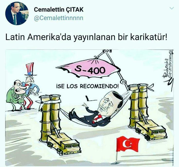 #S400 #Silah #LatinAmerika #Amerika #Karikatür #Meclis #Miletvekili #TBMM #İsmetİnönü #Atatürk #Cumhuriyet #KemalKılıçdaroğlu #RecepTayyipErdoğan #türkiye#istanbul#ankara #izmir#kayıboyu #laiklik#asker #cumhurbaşkanı#sondakika #mhp#antalya#polis #jöh #pöh#dirilişertuğrul#tsk #Kitap#Sol #OdaTv #chp#KurtuluşSavaşı #şiir #tarih #bayrak #vatan #devlet #islam #din #gündem #türk #ata #Pakistan #Adalet #turan #kemalist #Azerbaycan #Öğretmen #Musul #Kerkük #Belge