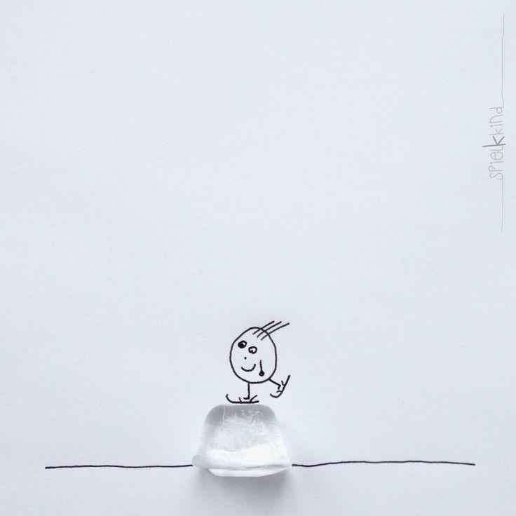 40 best khiesti images on pinterest doodle doodle for Minimal art instagram