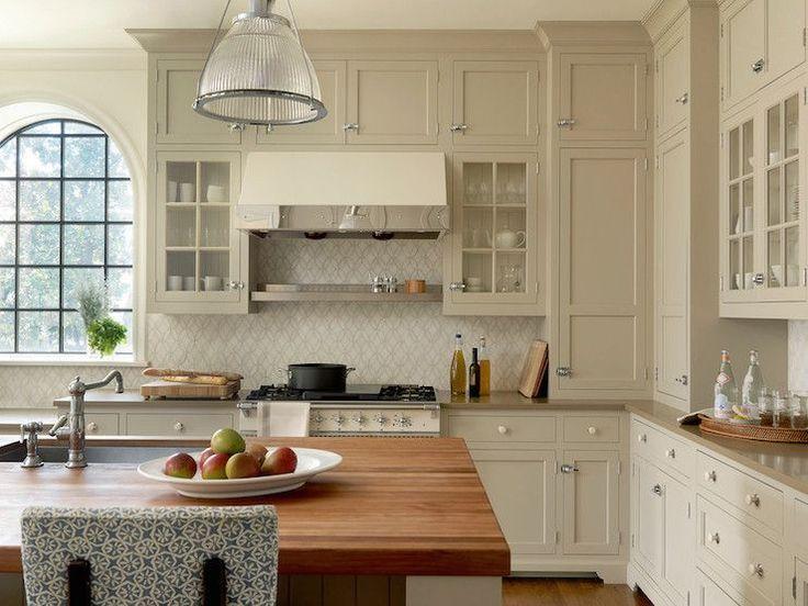 Tan Kitchen Cabinets: 17 Best Ideas About Tan Kitchen On Pinterest