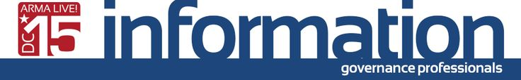 text: arma live dc 15 information governance professionals