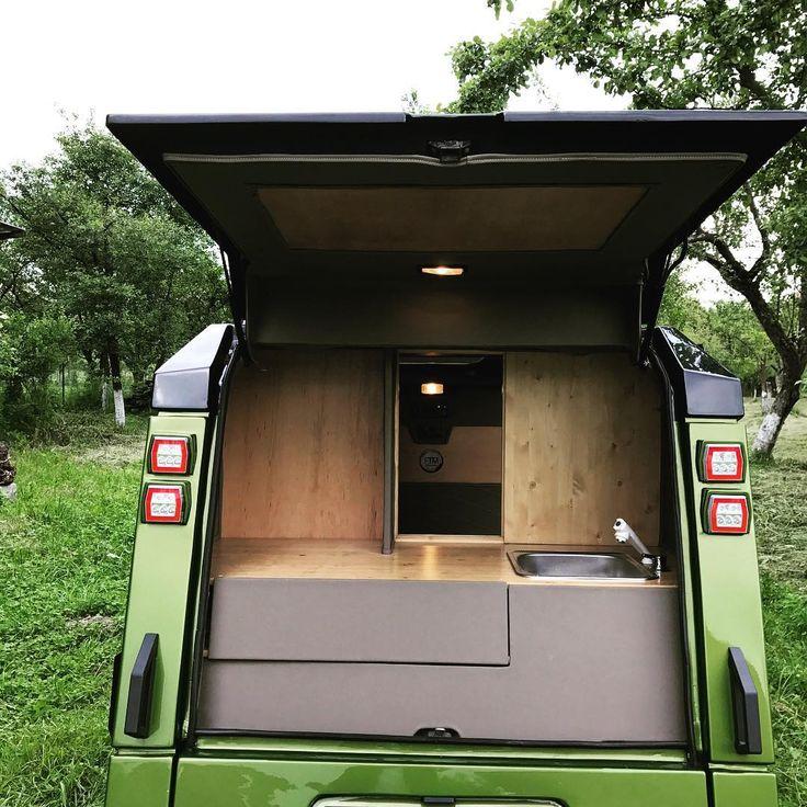 mini caravans