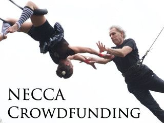 Foam Pit! Trampoline Wall! Flying Trapeze! Help us fill our Trapezium with equipment for circus fun! | Crowdfunding is a democratic way to support the fundraising needs of your community. Make a contribution today!
