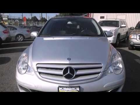 Pre-Owned 2007 Mercedes-Benz R350 4MATIC AWD Wagon #NewYork #Mercedes #NJ