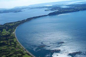 Detif, isla Lemuy, Chiloé