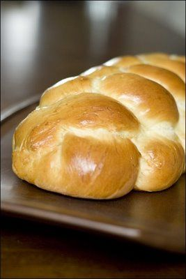 Mastering the art of Kosher Cooking: Challah for lazy people.