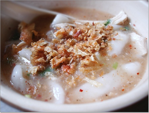 Best 100 lao food images on pinterest laos food asian food khao piak sien lao rice noodle soup forumfinder Image collections