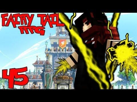 THIS IS B-CLASS?! || Fairy Tail RPG Episode 45 (Minecraft Fairy Tail