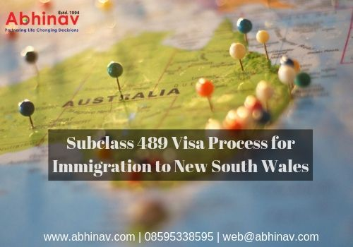 The Subclass 489 Visa Process for Immigration to New South