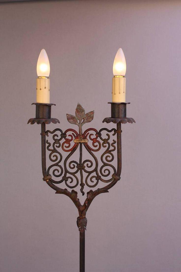 Floor lamps spanish