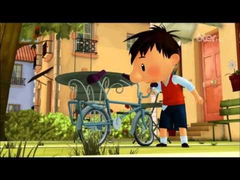 Le Petit Nicolas : Le Vélo - YouTube