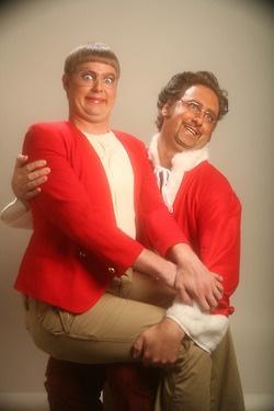 hahahahaha Tim and Eric. love them!