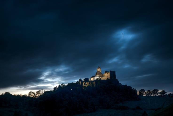 Ľubovňa Castle, Slovakia