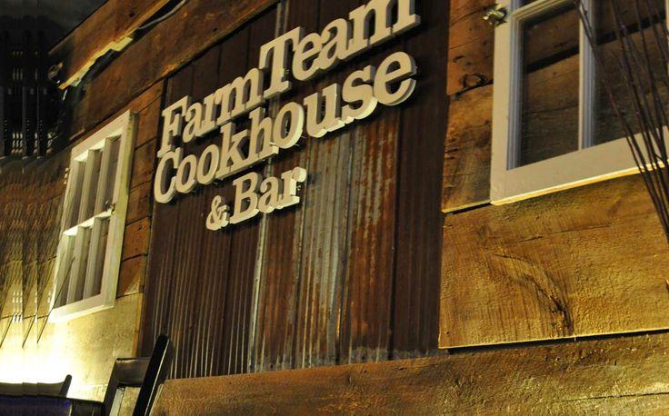 FarmTeam Cookhouse Bar, the Glebe