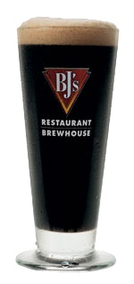 Tatonka® Stout, by BJ's Restaurant and Brewhouse (8.5% ABV).  Another great beer from BJ's.