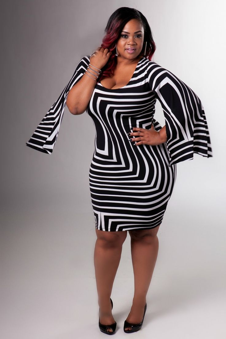 Plus Size Fashion: Chic and Curvy Boutique                              …