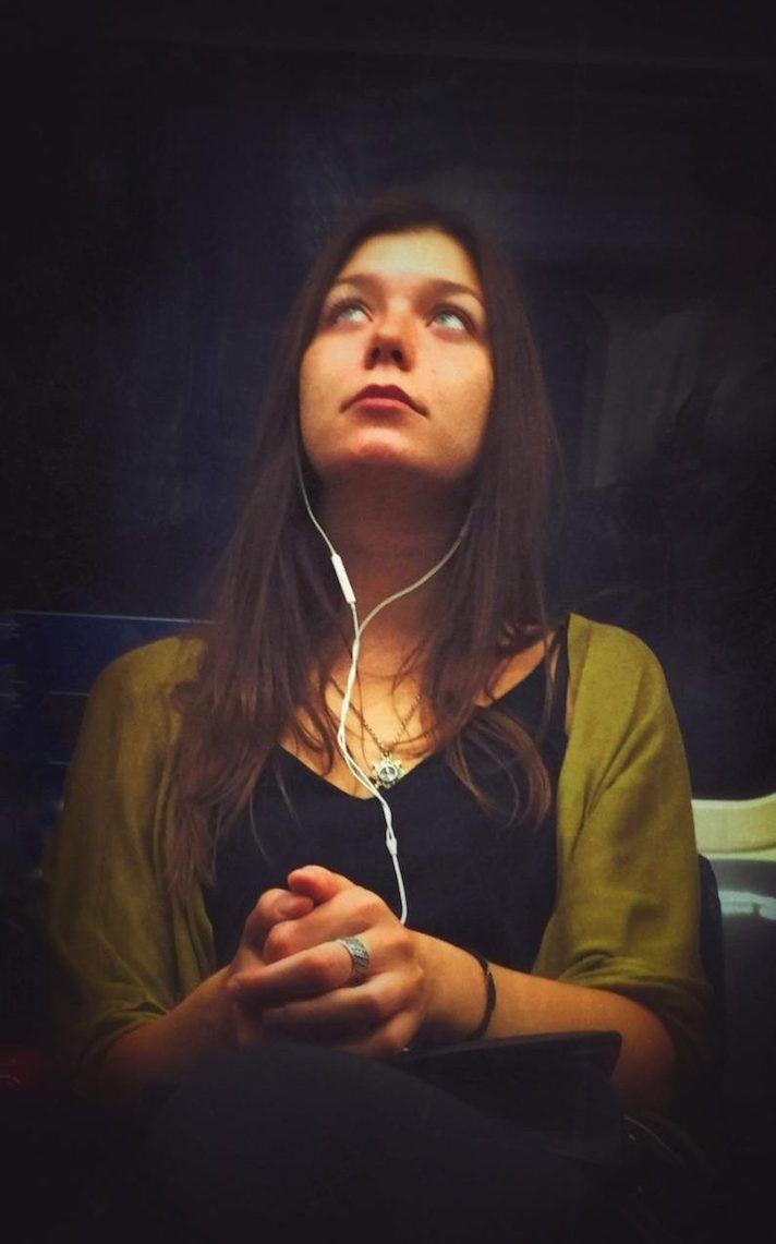 Photographer Transforms London Commuters into Renaissance Portraits - My Modern Met
