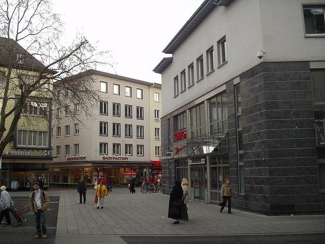 Downtown Gießen
