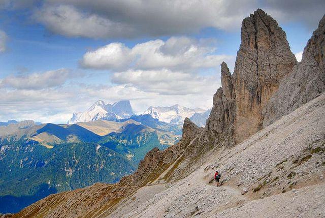 Escursioni in montagna sul Rosengarten | Flickr - Photo Sharing!
