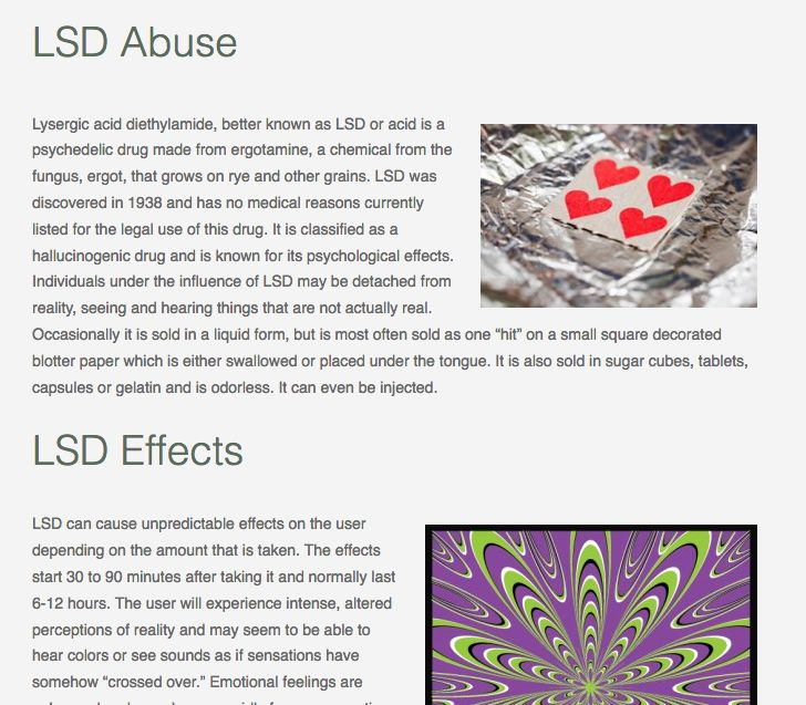 Once you take LSD, there is no stopping the effects that are to follow. #LSD https://pastthetippingpoint.net/drug-abuse-help/lsd-abuse/
