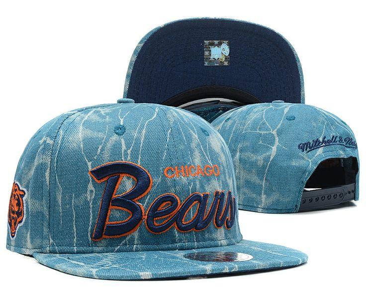 Cheap nfl chicago bears snapback hat 23 42939