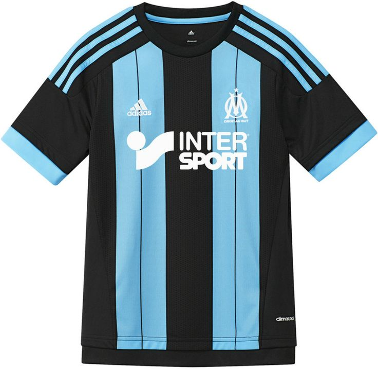 Olympique Marseille 2015-16 adidas Away