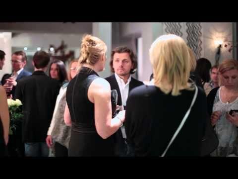 Otwarcie nowego Showroom'u - Atelier Grzybowska - YouTube