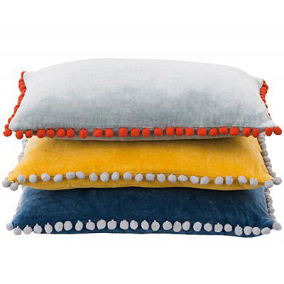 CUSHION | pompom by linen + moore | Cranmore Home ++ free delivery australia-wide