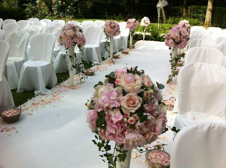 16 best Cérémonie de mariage romantique images on Pinterest