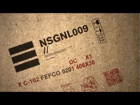 NSGNL CARGO SERIES PART I - AlixPerez + Rockwell - Ballbag - NSGNL009