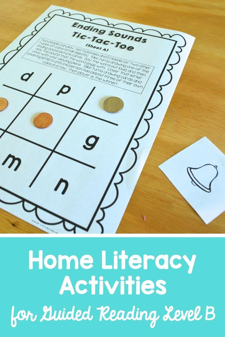 43 best Kindergarten Homework Ideas images on Pinterest   Guided ...