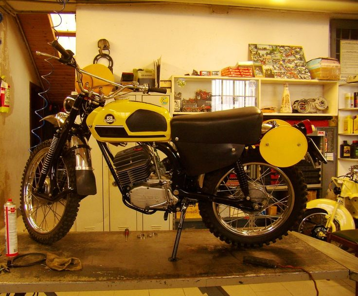 yj hercules_Sachs ( Hercules, and DKW) ISDT bike with a springer front end. Great motorcycles, you ...