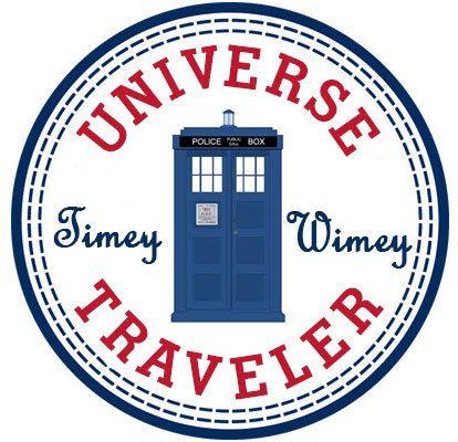 Doctor Who Timey Wimey Converse Label Iron by TimeyWimeySpacyWacey, $6.00