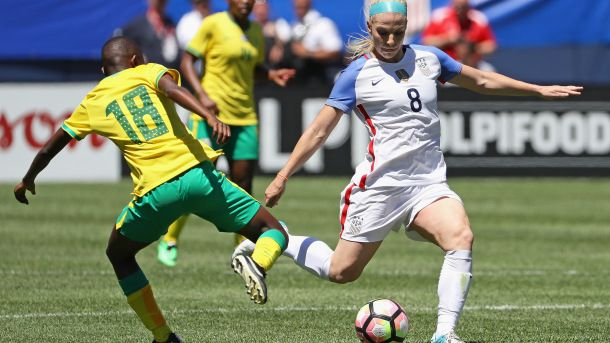 USWNT cruises past Costa Rica in final pre-Olympic warm up