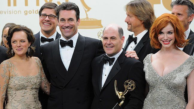 'Mad Men' Creator Matthew Weiner on Joan's Water-Cooler Moment: 'It Really Happened. A Lot.'
