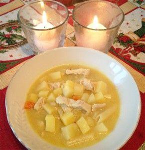Тайский кокосовый суп с курицей - пошаговый рецепт приготовления с фото можно найти на сайте Люблю Покушать LoveToEat.ru - http://www.lovetoeat.ru/kokosovyiy-sup-s-kuritsey/