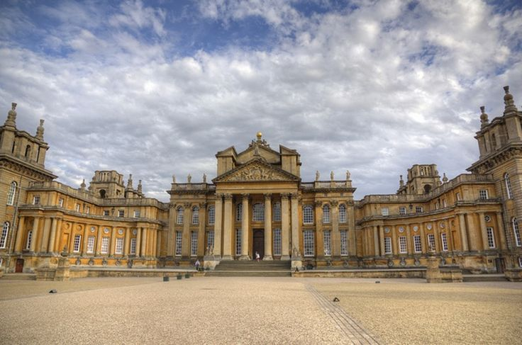 3. #visite le Palais de #Blenheim - 29 choses à #faire en Grande-Bretagne #avant de mourir... → #Travel