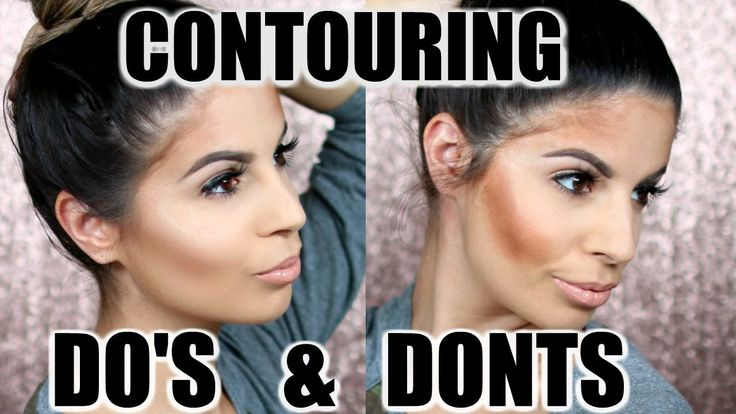 CONTOURING DO'S AND DONTS  | Laura Lee - YouTube