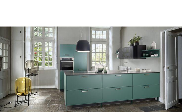 Kitchen Design - Matte lacquer - Boxea